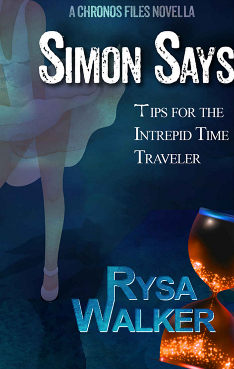 Simon Says Book Cover