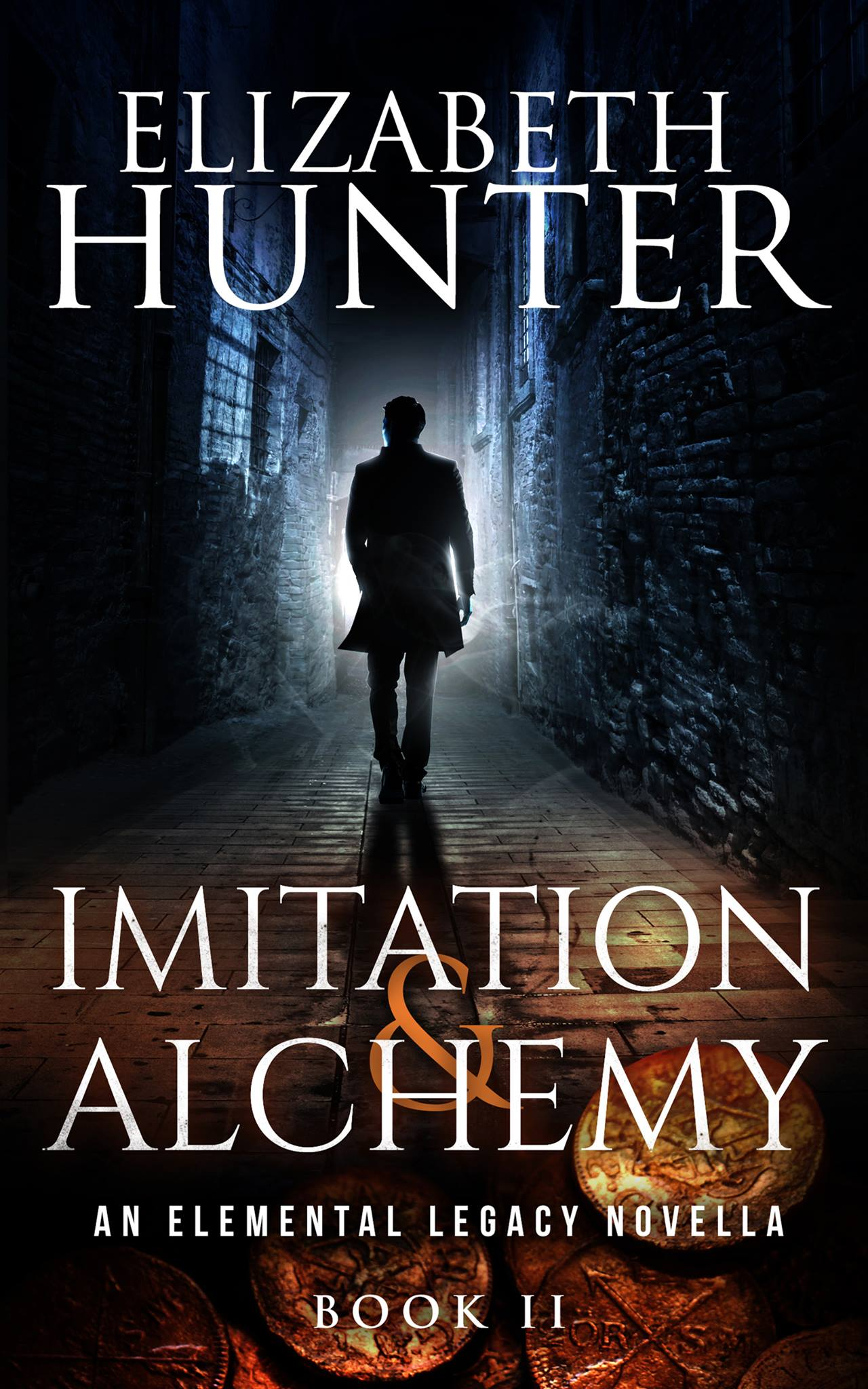 Imitation and Alchemy Book Cover