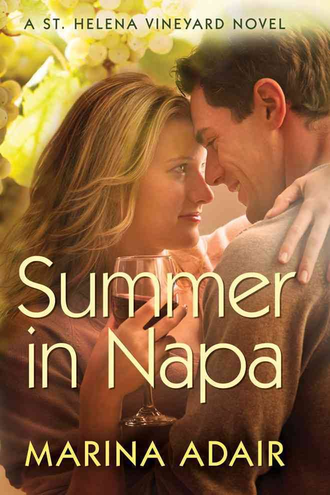 Summer in Napa Book Cover