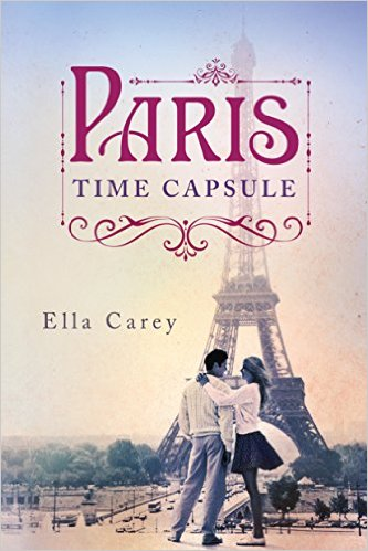 Paris Time Capsule Book Cover