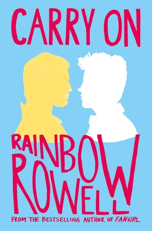 Carry On Book Cover