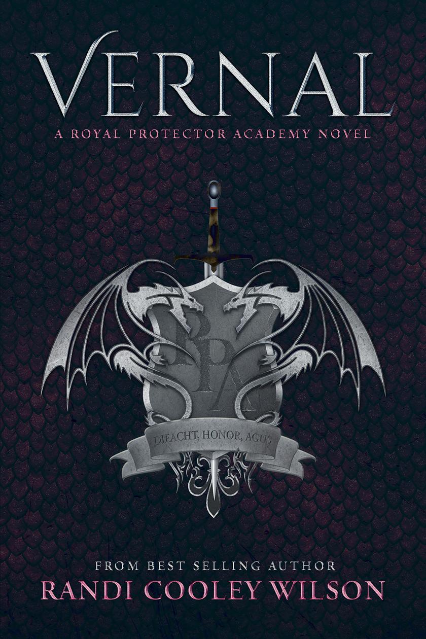 Vernal Book Cover