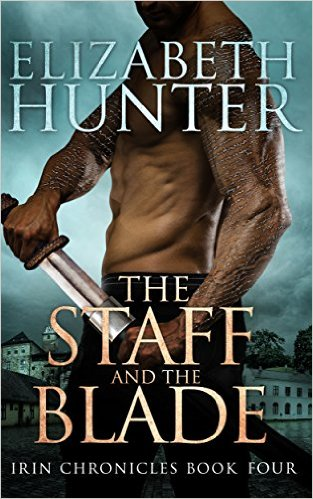 The Staff and the Blade Book Cover