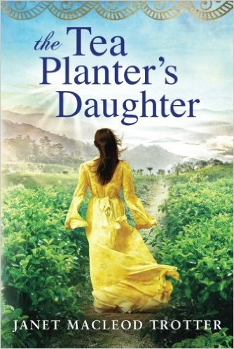 The Tea Planters Daughter Book Cover
