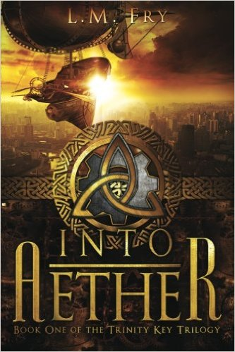 Into Aether Book Cover