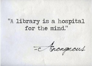 library is hospital