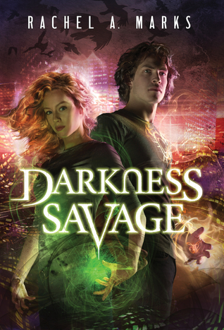 Darkness Savage Book Cover