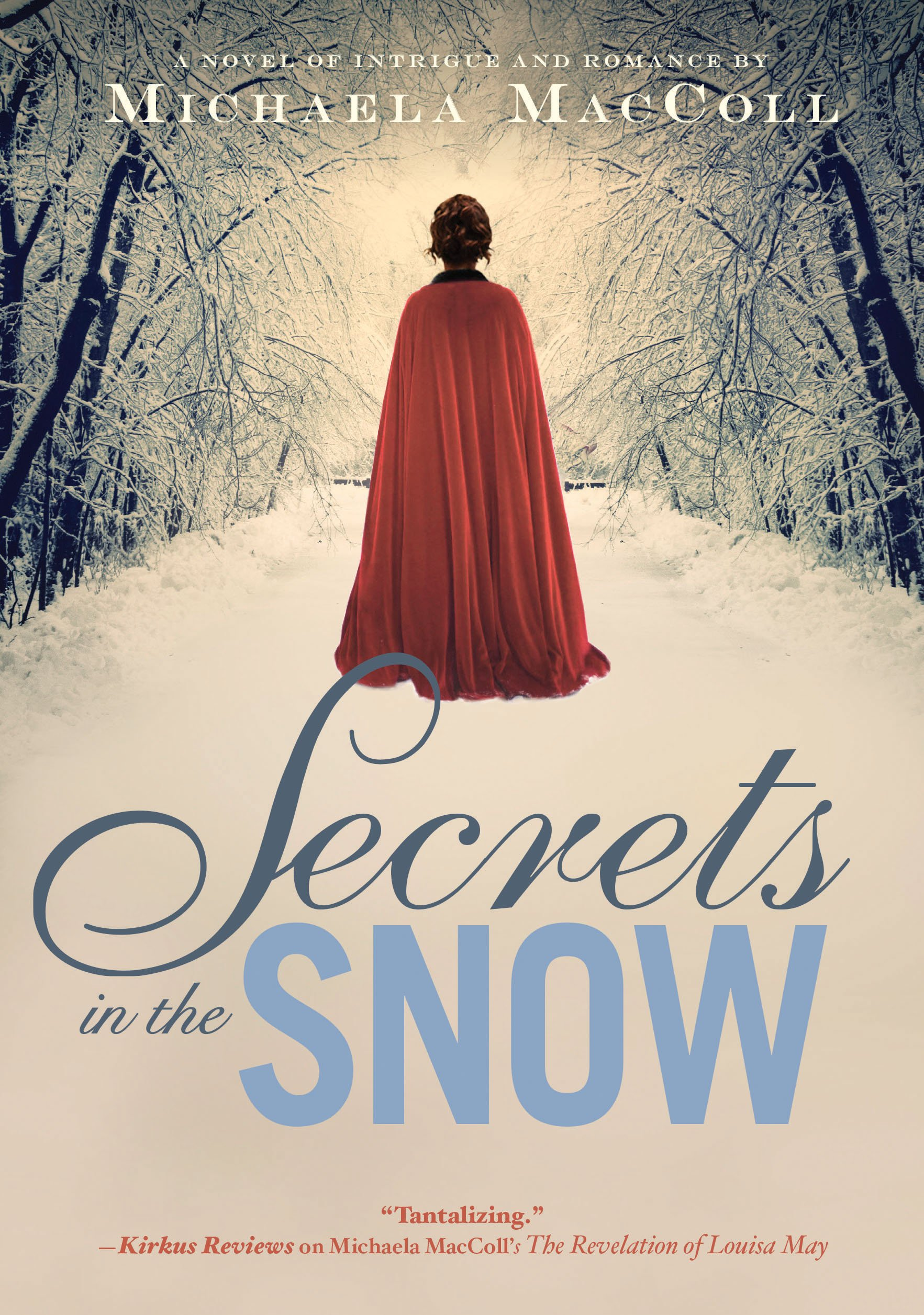 Secrets in the Snow Book Cover