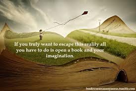 books help escape reality
