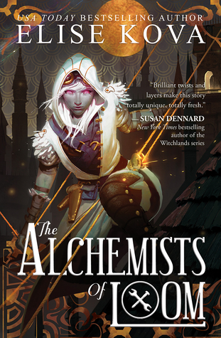 The Alchemists of Loom Book Cover