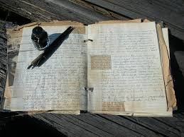 old journal