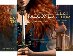 The Falconer, The Vanishing Throne, The Fallen Kingdom Book Cover