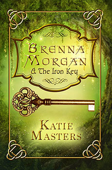 Brenna Morgan and The Iron Key Book Cover