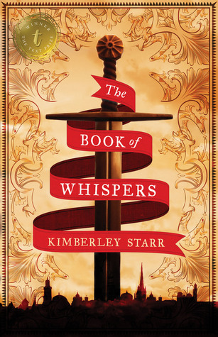 The Book of Whispers Book Cover
