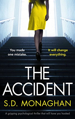The Accident Book Cover
