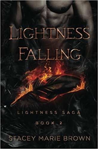 Lightness Falling Book Cover