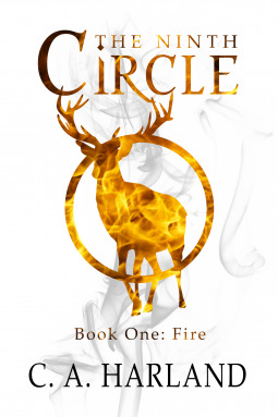 The Ninth Circle, Book 1: Fire Book Cover