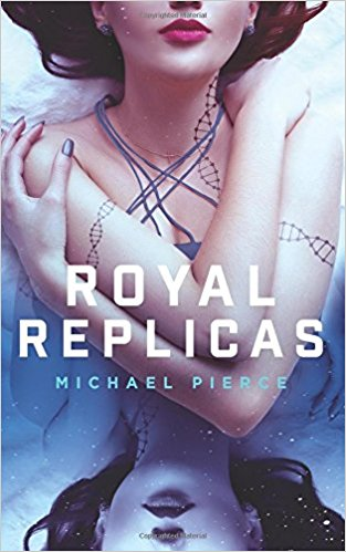 Royal Replicas Book Cover