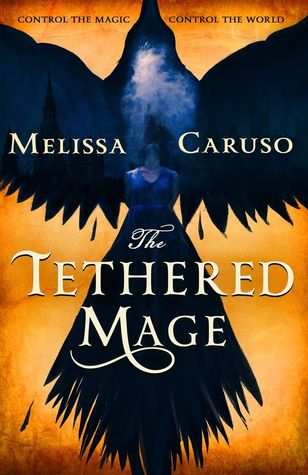 The Tethered Mage Book Cover