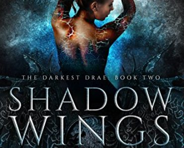 Shadow Wings Book Cover