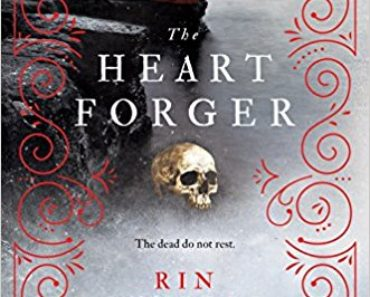 The Heartforger Book Cover