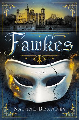 Fawkes Book Cover