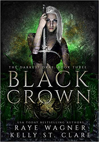 Black Crown Book Cover