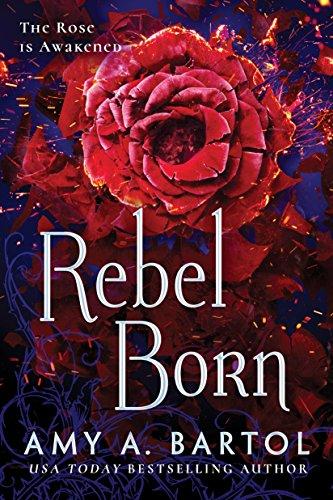 Rebel Born Book Cover