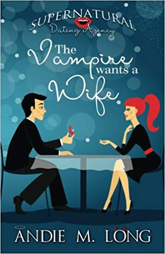 The Vampire Wants a Wife Book Cover