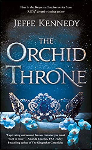 The Orchid Throne Book Cover