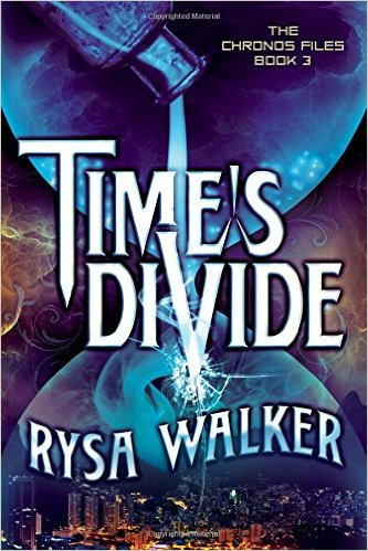 Time's Divide Book Cover