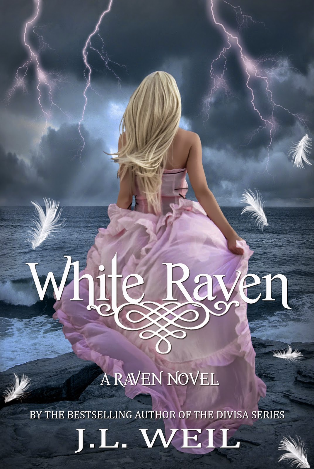 White Raven Book Cover