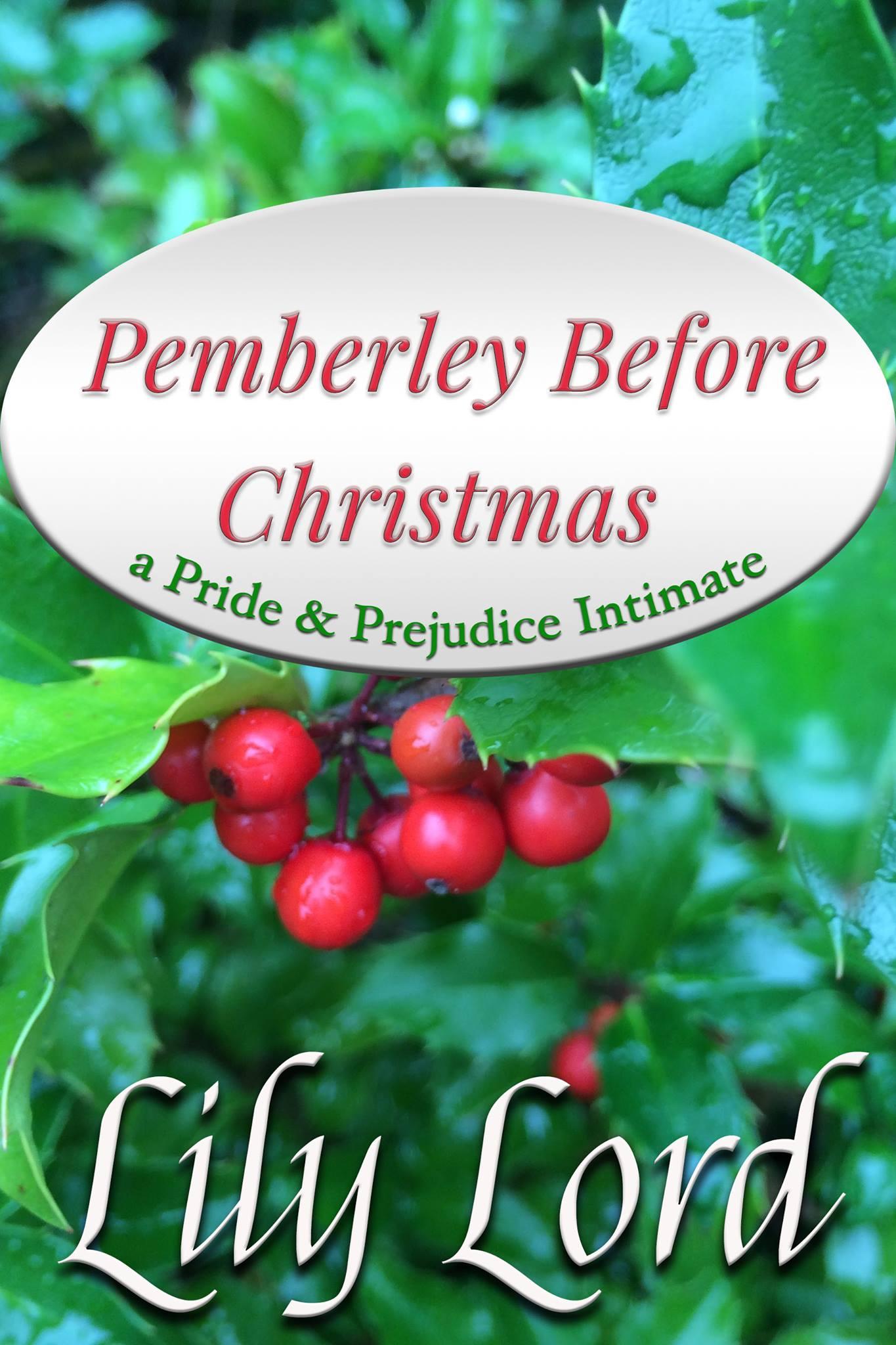Pemberley Before Christmas Book Cover