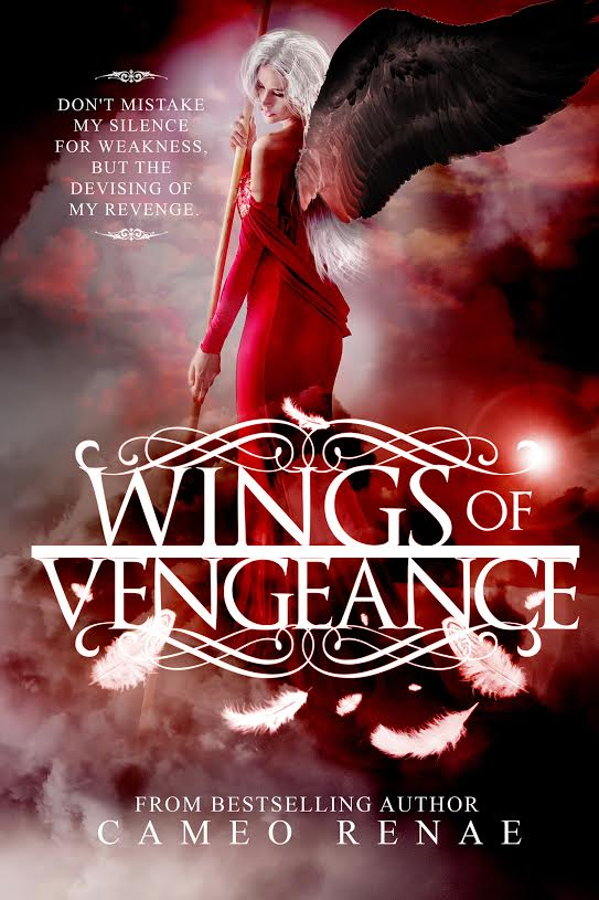 Wings of Vengeance Book Cover