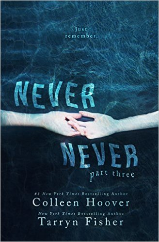 Never, Never Book Cover