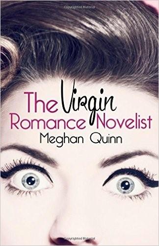 The Virgin Romance Novelist Book Cover