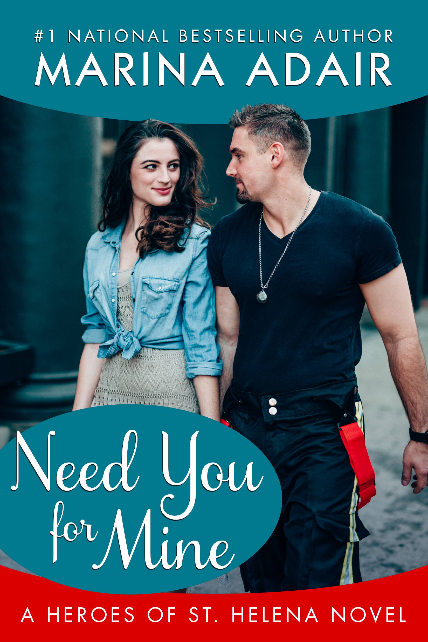 Need You for Mine Book Cover