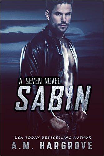 Sabin, A Seven Novel Book Cover