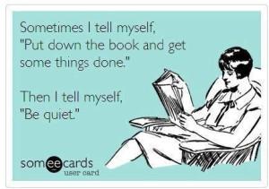 put book down