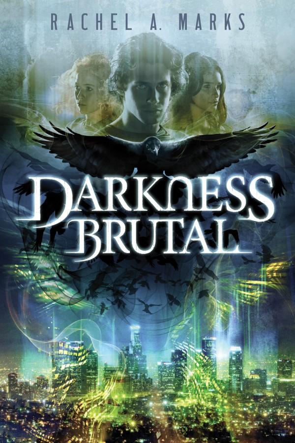 Darkness Brutal Book Cover