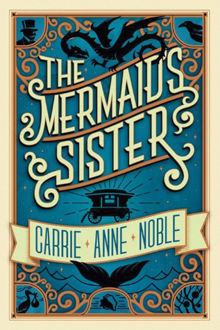 The Mermaid's Sister Book Cover