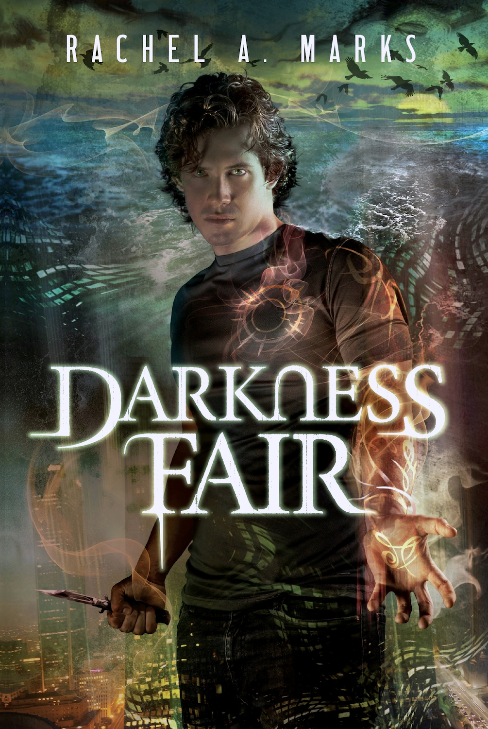 Darkness Fair Book Cover