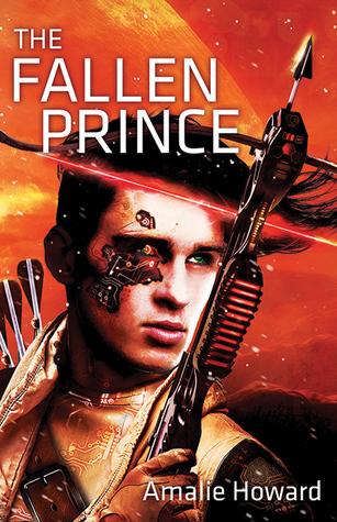 The Fallen Prince Book Cover