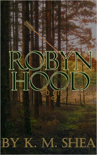 Robyn Hood: A Girl's Tale & Fight for Freedom Book Cover