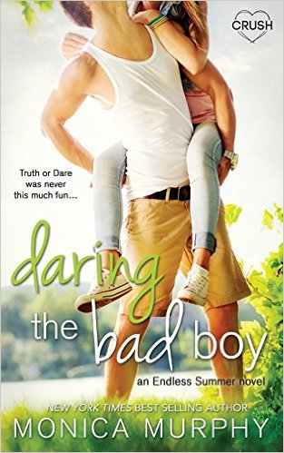 Daring the Bad Boy Book Cover