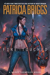 Fire Touched Book Cover