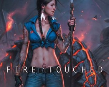 Book image - Fire Touched