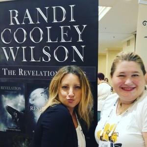 randi cooley wilson and queen bee