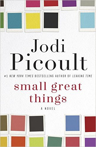 Small Great Things Book Cover