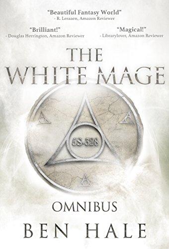 The White Mage Saga Boxed Set #1-3 Book Cover